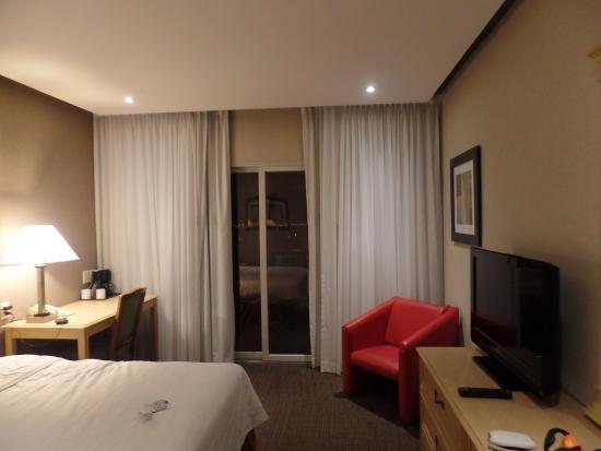 Ramada Hotel Ciudad Victoria: habitación sencilla