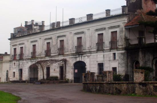 Mercedes, Uruguay: Frente 2