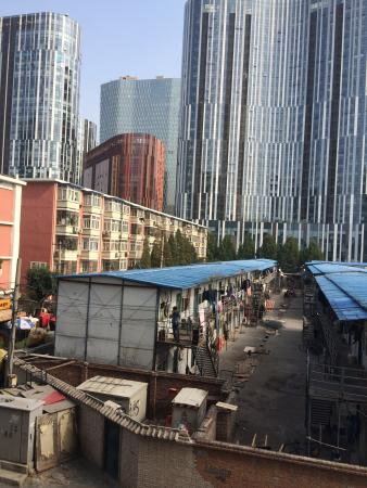 SOHO Shangdu: Blick