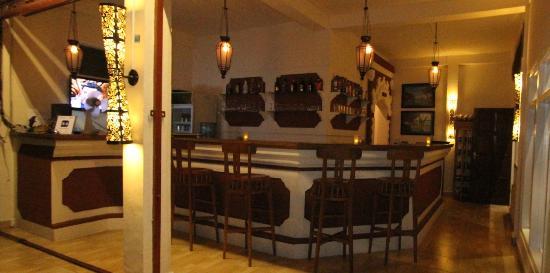 Chonos Hotel: Bar