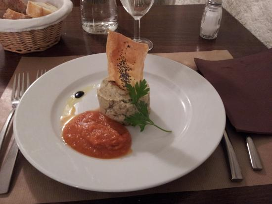 Entrée - Picture of Le Kitchen et compagnie, Clermont-Ferrand ...