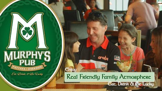 Murphys Irish Pub Pattaya
