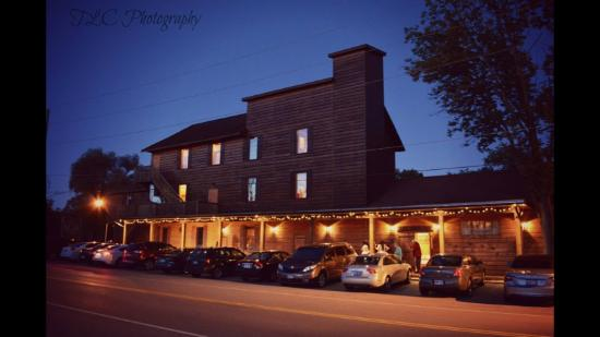 The Mill Tales Inn: Evening at the Mill!