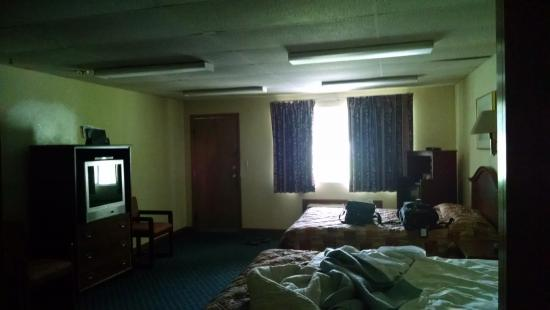 Buena Vista Motel : Room