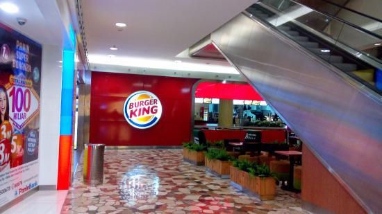 Burger King: tampak luar