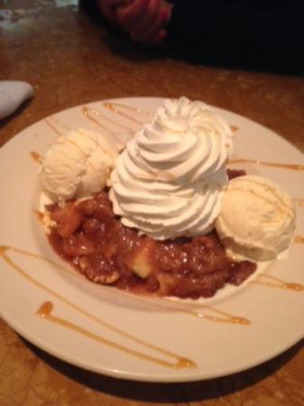 The Cheesecake Factory Warm Apple Crisp