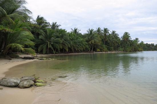 Hostal Camping la Y Griega: Playa Boca del Drago