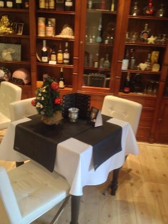 Bar Salle A Manger Picture Of Hotel Saint Patrick Durbuy