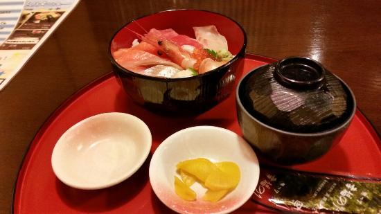 Seafood Izakaya Hananomai Hongosanchomeekimae