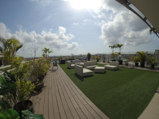 Sun Boutique Hotel Managed by BENCOOLEN: rooftop