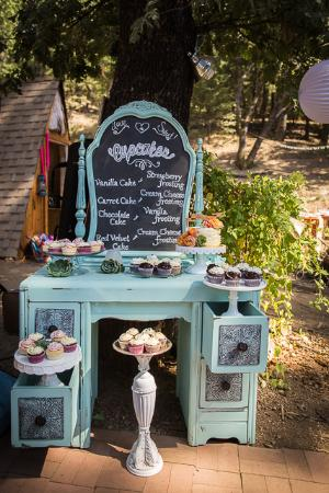 Lucerne, CA: Cake Hutch by Kim West