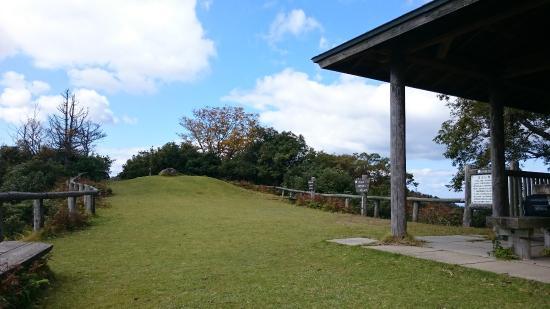 Mt. Tabushi: 頂上