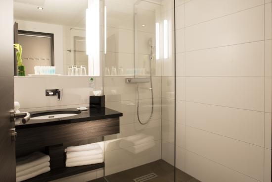 Vital hotel frankfurt badezimmer