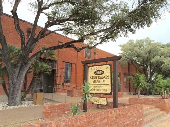‪Henrietta Memorial Center King Ranch Museum‬