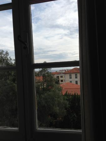 Hotel Villa La Malouine: vista dal secondo piano