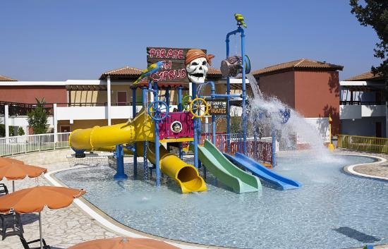 Atlantica Aeneas Hotel : Splash Pool