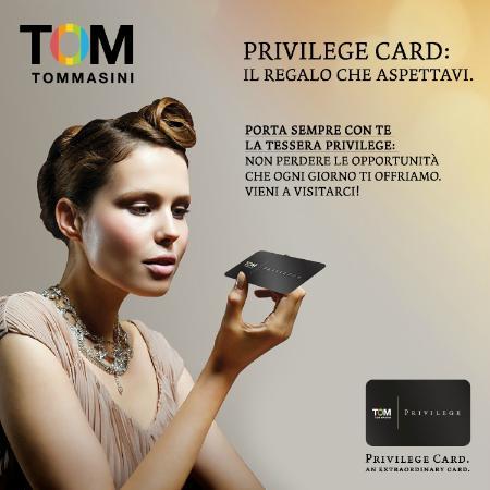 Santa Maria di Sala, Italy: diventa membro Fidelity Privilege Card !!