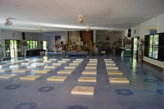 Monkchat Meditation Retreat