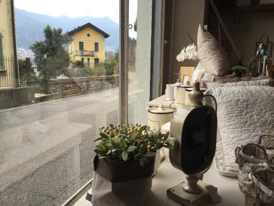 Albergo Milano: Магазинчик с милыми вещицами