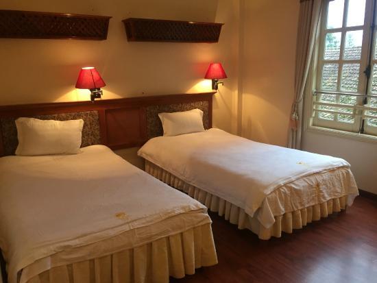 Thai Binh Sapa Hotel: Room in Thai Binh Hotel