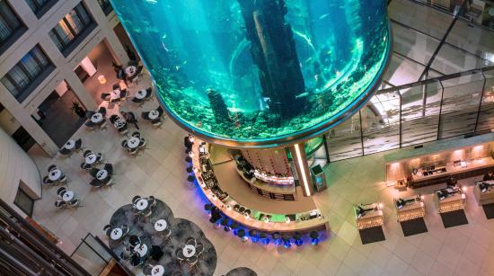 Radisson Blu Hotel Berlin Lobby