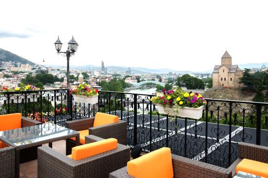 Tiflis Veranda Restaurant