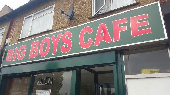 Big Boys Cafe