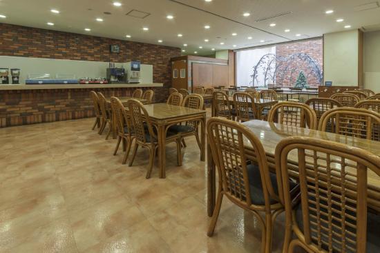Comfort Hotel Sapporo: 朝食コーナー