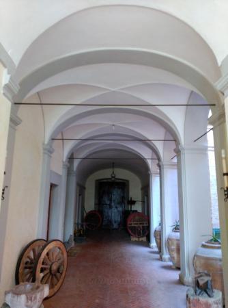 Villa Osperellone : Entrada a la villa