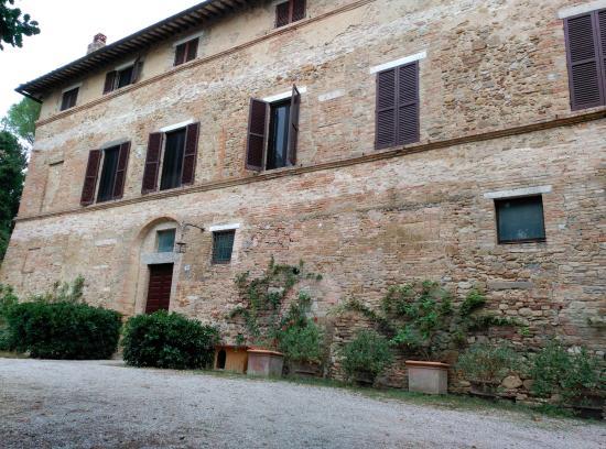 Villa Osperellone desde fuera