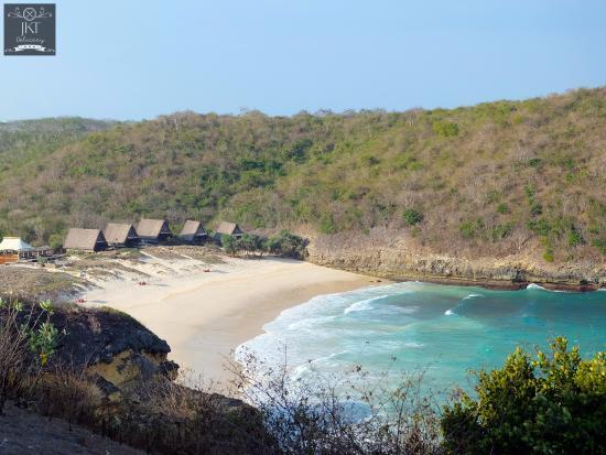Jeeva Beloam Beach Camp Pemandangan Alam
