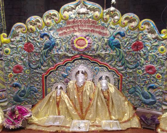 Shri Maa Lalita Devi Mandir Temple