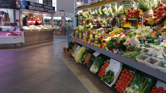 Salamanca Central Market