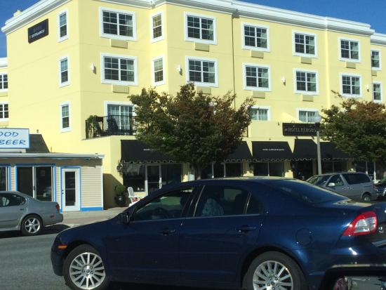 Hotel Rehoboth Picture
