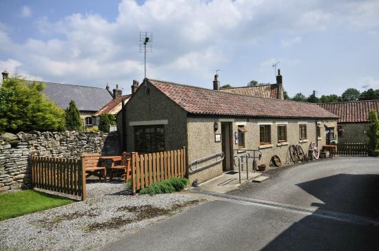 Studley House Farm: Swallowtail Cottage