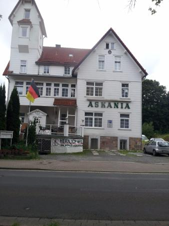 Hotel Askania: Аскания