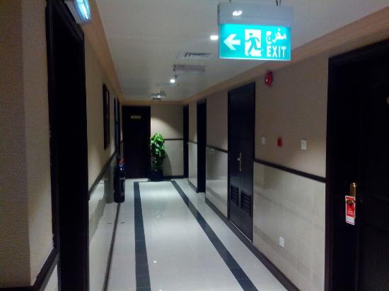 Smana Hotel Al Riqa: Дубай