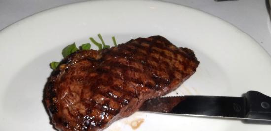 Shula's Steak House: Rib Eye
