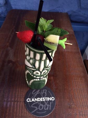 Clandestino Gin & Soul