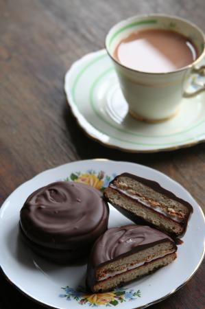 T & Cake