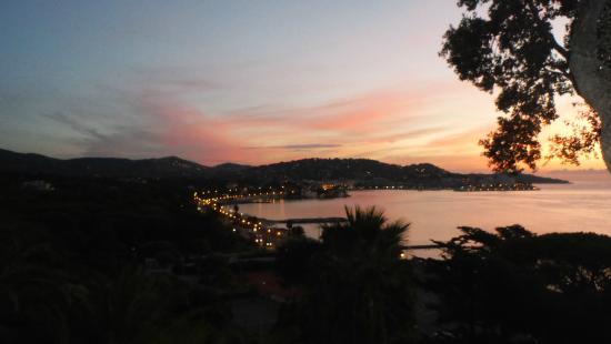 Lou Trelus : Sunset view