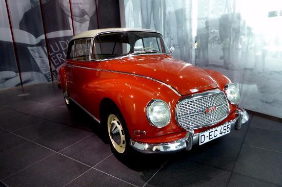 Audi Museum: Der Klassiker mit 2-Takt-Motor