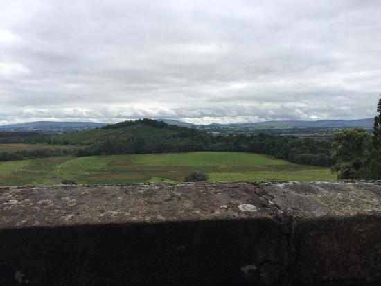 Gartmore, UK: View From Our room towards Stirling