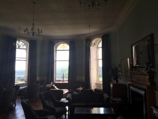 Gartmore, UK: Guest Sitting room