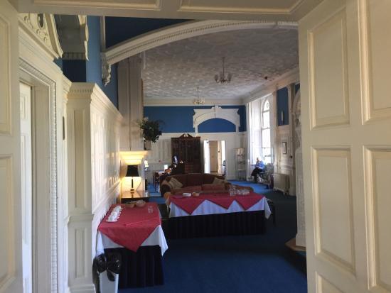 Gartmore, UK: Main Hall