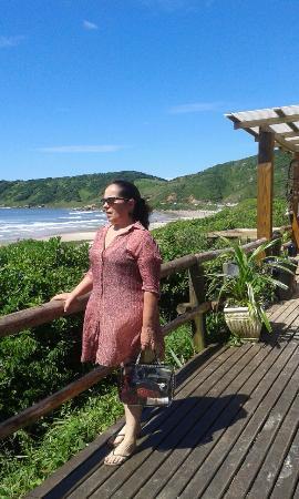 Pousada Casa do Ceo: Praia