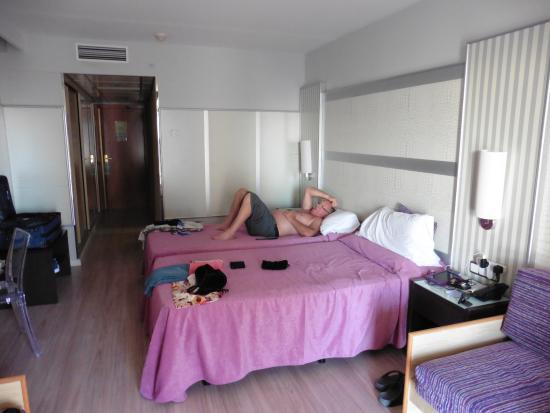 Hotel Flamingo Oasis Club Rooms
