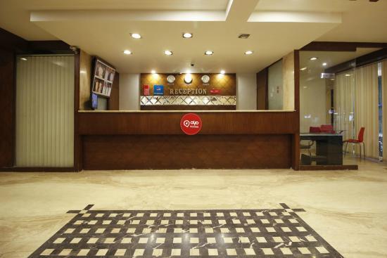 Reception Picture Of Oyo Rooms Lakdi Ka Pul Niloufer Hyderabad