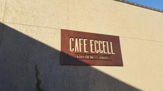 """Cafe Eccell : aka """"Used to be Luby's"""""""