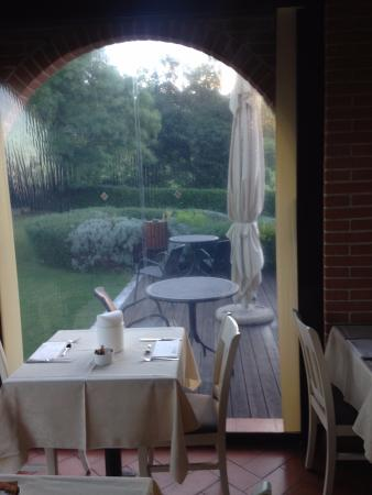 Saturnia Tuscany Hotel: Sala colazione